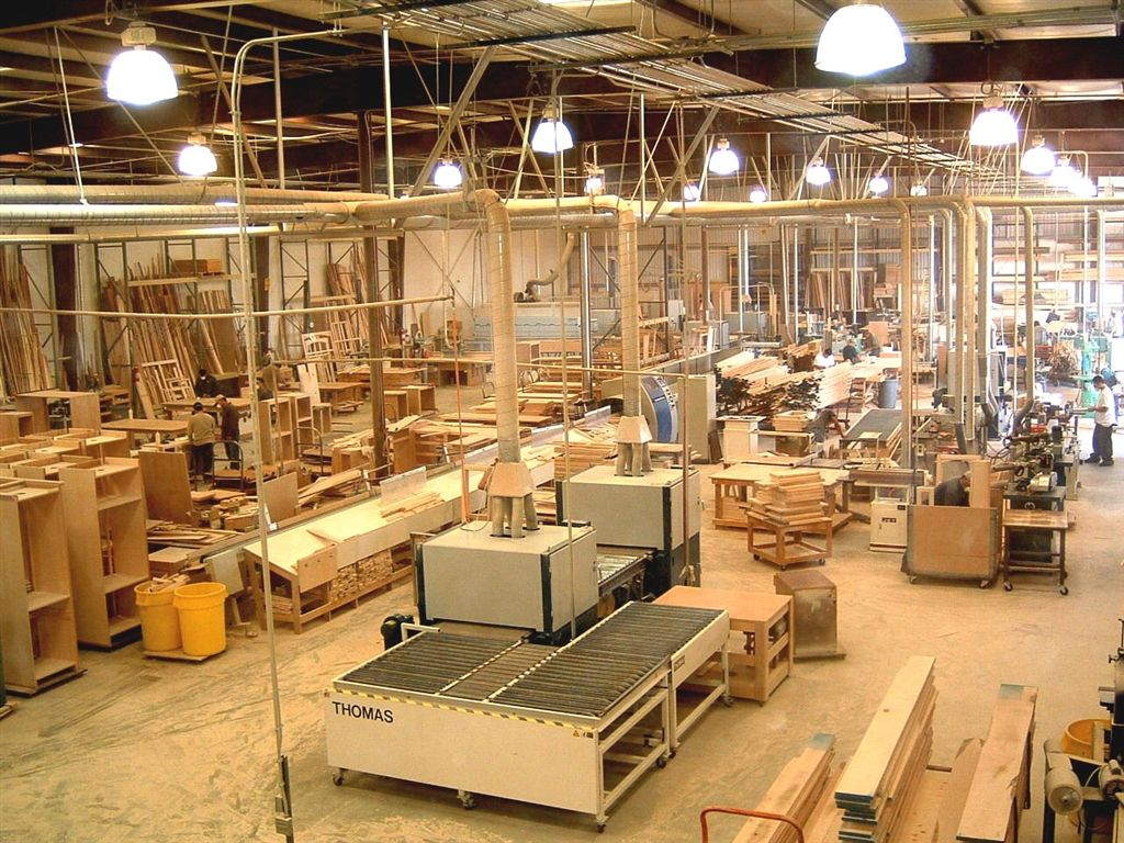 woodwork creations factory